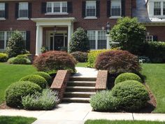 If you want to improve your home's curb appeal, call us. We can help design stairs, walkways, patios, garden areas and more!