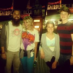Double Date at the fair!