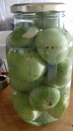 Preserving Food, Preserves, Pickles, Cucumber, Food And Drink, Appetizers, Cooking Recipes, Snacks, Drinks