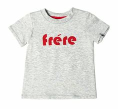 Frere Tee | Egg by Susan Lazar, Spring/Summer 2014 Collection | www.egg-baby.com