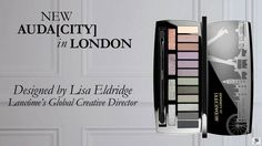 #Палетка теней #Lancome #Audacity in #London #Eyeshadow #Palette for #Holiday 2016 - #PerfettoME