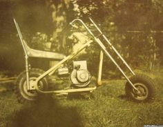 The Vintage Mini Bike Family Photo Scrapbook - Page 5 - OldMiniBikes.com Forum