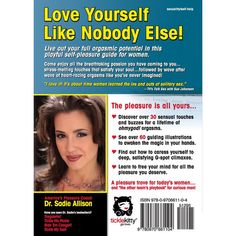 BACK COVER: Tickle Your Fancy: A Woman's Guide To Sexual Self-Pleasure~Getting ready for St. Patty's? Visit www.ticklekitty.com to discover your luck! Use code PIN10 for your discount today. #golove #drsadie #ticklekitty