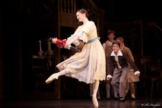 Anna Rose O'Sullivan as Clara - Photo by Alice Pennefather