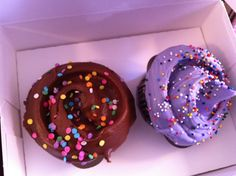 Cupcakes from Magnolia Bakery