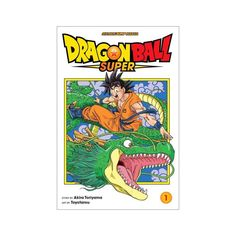 Dragon Ball Super 1 (Paperback)