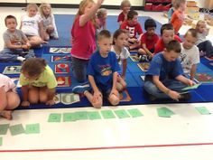 Music with Mrs. Dennis- STAFF games
