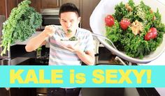 KALE is SEXY! http://youtu.be/rz2Ny5erRSs