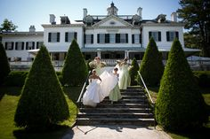 Wedding at The Mount.  Photo by Christopher Duggan.