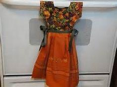 Dish Towel Dress Pattern - Bing images