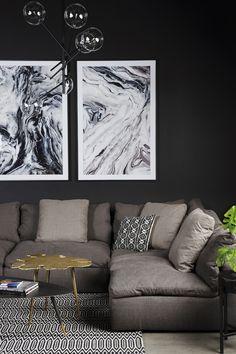 MODULAIRE DALLAS - B-732 #surmesure #lusine #modulaire #dallas #b732 Dallas, Couch, Decoration, Furniture, Home Decor, Home, Decor, Settee, Sofa