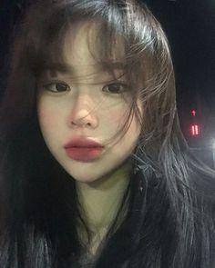 Korean Makeup Look, Asian Makeup, Korean Beauty, Asian Beauty, Glam Makeup, Beauty Makeup, Hair Makeup, Aesthetic Makeup, Aesthetic Girl