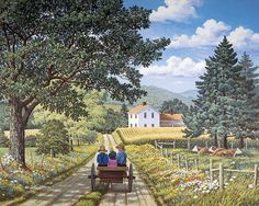Looking Back ~ John Sloane