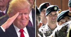 What Trump Did For 18 Green Berets Is Stunning Americans... Media Silent