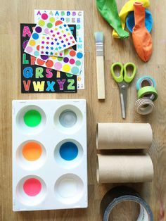 How to: sticker confetti bombs