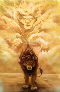Lion King. Way. Too. Cool. For my drawing, have my quote above instead of lion cloud