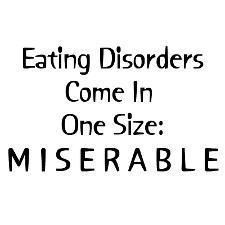 National eating disorder awareness week is coming up in a matter of weeks! As a recovered anorexic, I strogly urge you to stay informed of the warning signs. Your friends, family, and children deserve that much :)