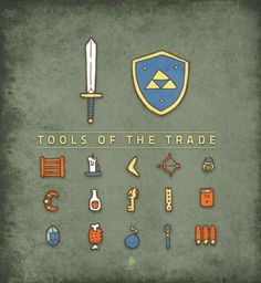 Tools of the Trade by Benjamin Rivers