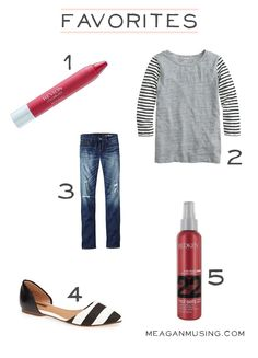 Spring Fashion Favorites - #stripes #gap