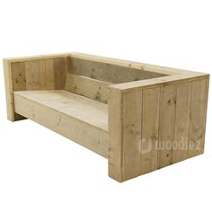 Steigerhouten meubels op maat gemaakt kopen   Woodiez Diy Furniture Building, Outdoor Furniture, Hookah Lounge, Wood Projects, Storage Chest, Cabinet, House, Home Decor, Outdoors