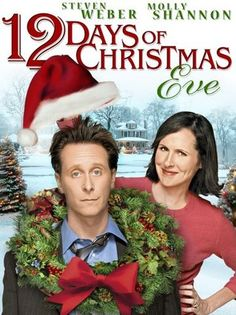 Steven Weber has twelve do-overs to avert his Christmas Eve death. Molly Shannon steals the show as his guardian angel.