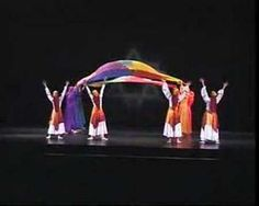 Artist:  Chuck King  Props:  Tabernacle banners  Messianic ballet/interpretive dance  http://www.galileeofthenations.com/album_677797001529