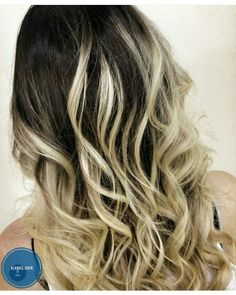 3n from Paul Mitchell the Color. With blonde