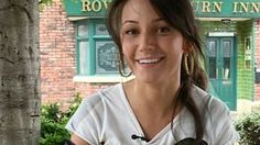 Coronation Street: Michelle Keegan as Tina McIntyre