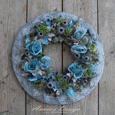 Shabby, Annie, Flower Arrangements, Easter, Diy Crafts, Wreaths, Vintage, Spring, Creative