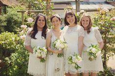 Eden by Jenny Packham for a Midsummer Night's Dream Inspired Wedding | Love My Dress® UK Wedding Blog