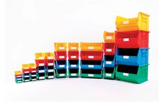 Storage Design Limited - Storage Containers & Bins - Small Parts Storage - Linbins - Coloured Linbins