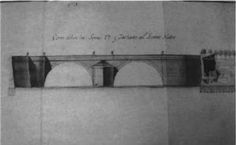 Murcia: The architect Jaime Bort later worked on the project to built the ancient bridge,