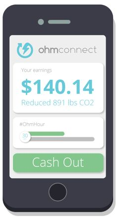 Ohmconnect - Sustainable Energy Management