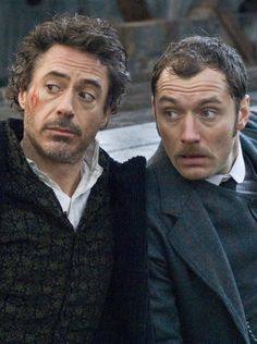 Jude Law in Sherlock Holmes by Guy Ritchie Sherlock John, Sherlock Holmes Robert Downey, Watson Sherlock, Robert Downey Jr., Jude Law, John Watson, Love Movie, Movie Tv, Disneysea Tokyo