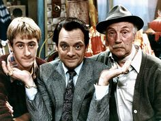 Only Fools and Horses.