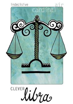 Libra by Lillian Piekut, via Flickr