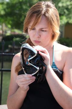 Critical scuba diving gear often needs some special TLC. Here's our guide to keeping your mask in tiptop shape in 5 easy steps. http://www.deepbluediving.org/best-dive-computers/