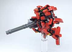LEGO Robot Mk-2   Lego Mech !! More robot,weapon,mecha are o…   Flickr
