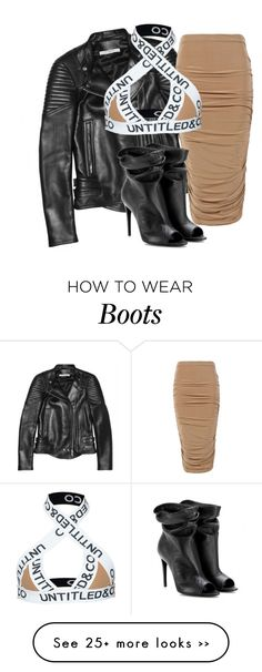 """Untitled #2674"" by xirix on Polyvore featuring mode, Givenchy, Boohoo en Burberry"