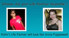 Whom did your Life Partner Resemble? Find it out at http://funappsworld.com/