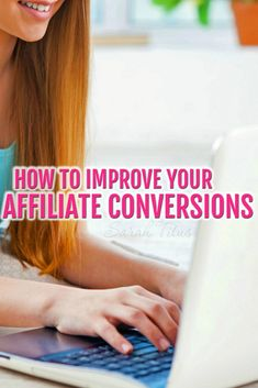 There's a lot that goes into making money with affiliates, however, this article will knock off half of your learning time! This article, How to Improve Your Affiliate Conversions is for the intermediate to advanced blogger who is ready to make the big bucks in affiliate income!!!