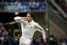 Raúl celebra consecución de la Novena Champions League