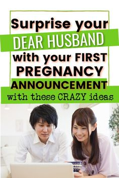 Make your pregnancy announcement memorable for your husband and your family. Cute ideas to announce your first baby one the way. #pregnancy #pregnancyannouncement #firstbaby #newparents #husbandgoingtobedad First Pregnancy Announcements, Pregnancy Tips, Bringing Baby Home, New Parent Advice, Baby Care Tips, Parenting Fail, Baby Health, Baby Quotes, Newborn Care
