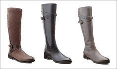 Cizmele inalte pana la genunchi sunt investitia perfecta a sezonului: practice, dar moderne, cu un stil versatil care nu se va demoda niciodata. http://www.styleandthecity.ro/cizme-must-have-iarna-2014-cizmele-inalte-pana-la-genunchi/