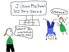 Working Out with Kids!