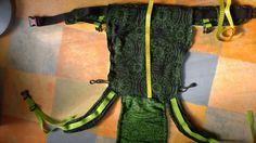 Länge Rückenpanel