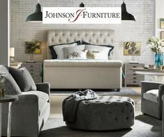 Affordable Luxury Beds At Johnson Furniture, In Nacogdoches And Lufkin!  Shop Either Johnson Furniture