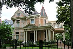 5726 St. Charles Ave. New Orleans Home