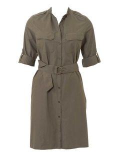 109-022016-B, burda style, Hemdblusenkleid, Nähen