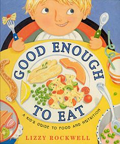 top ten books to teach kids about healthy eating habits